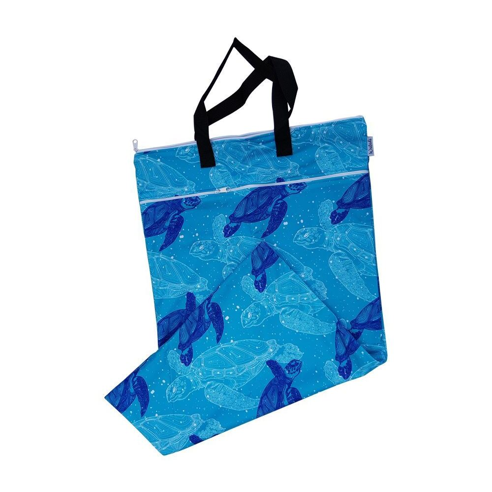 Waterproof-Wet-Bag-for-Babies-Cloth-Nappy-Diaper-Wipes-Swimwear-Picnic-Pool thumbnail 30