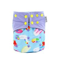 Beach Toys Design Bamboo Charcoal Cloth Nappy