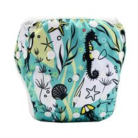 Reusable Swim Nappy - Deep Sea