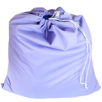 Violet Drawstring Waterproof Wet Bag