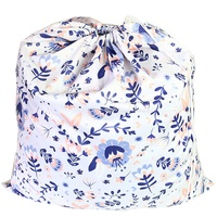 Floral Drawstring Waterproof Wet Bag