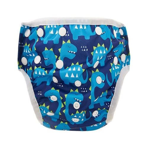 Reusable Swim Nappy - Dino