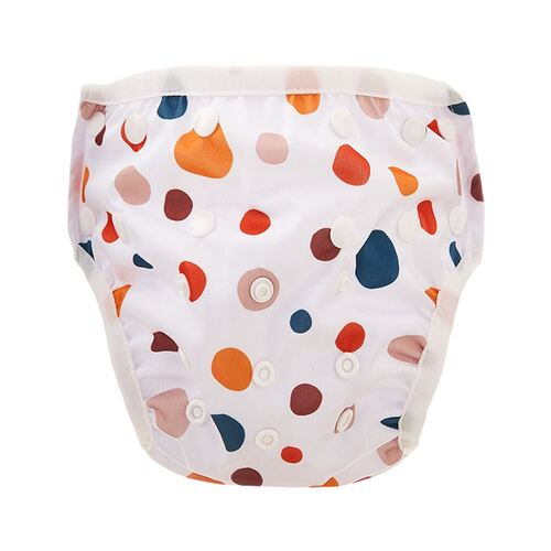 Reusable Swim Nappy - Polka Dots