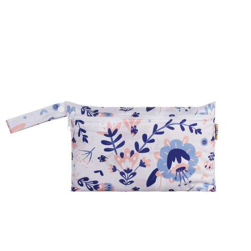 Pouch Wet Bag - Floral